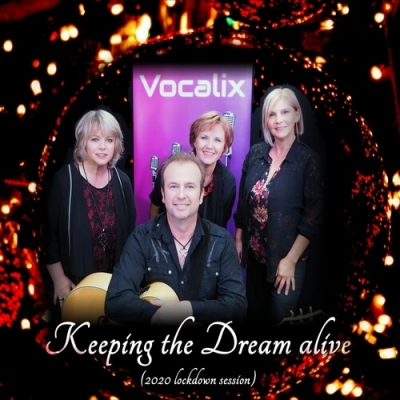 Nieuwe Single Vocalix : Keeping The Dream Alive !