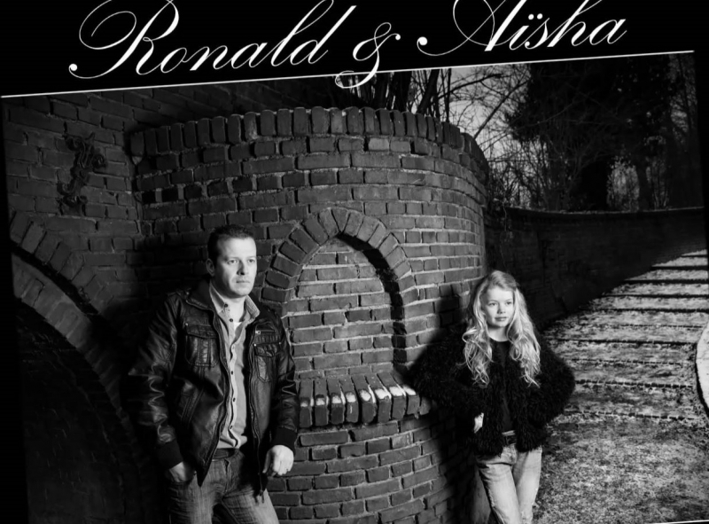 Ronald & Aisha - Have You Ever Seen The Rain elke dag om 12 en 18 uur op radio Team FM