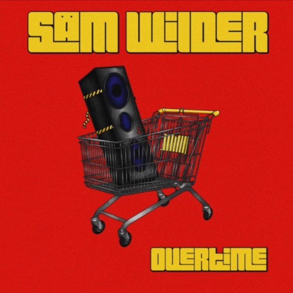 Nieuwe Single Sam Wilder : Overtime !