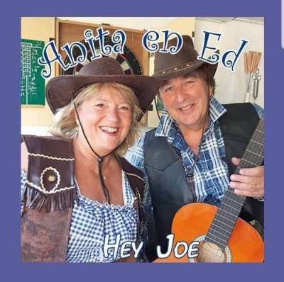 Nieuwe Single Anita En Ed : Hey Joe !