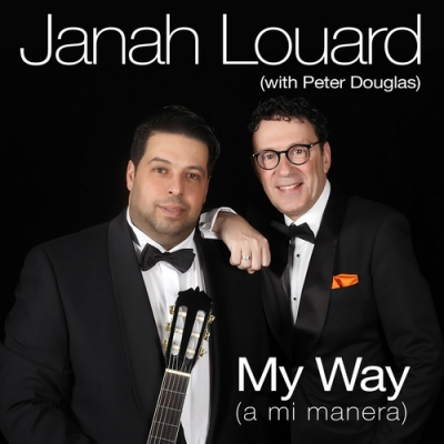 Nieuwe Single Janah Louard : My Way (F.T. Peter Douglas)