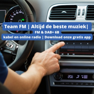 Download hier de GRATIS TeamFM app