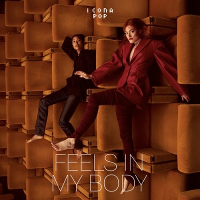 Tipper Van De Week Hitradio : Icona Pop : Feels In My Body : Hoor je elke dag om 12 uur en 18 uur op Hitradio !