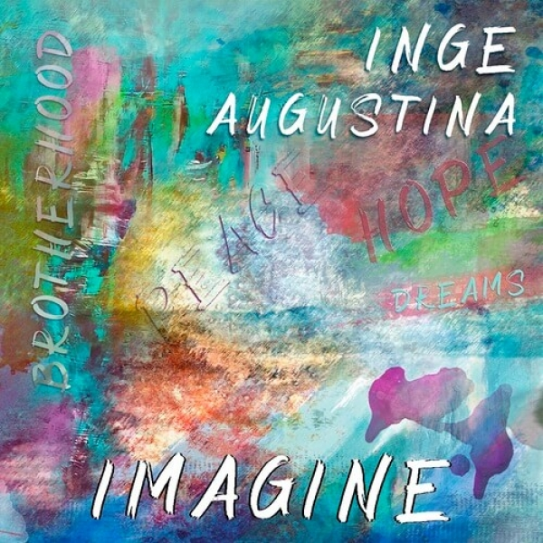 Nieuwe Single Inge Augustina - Imagine !