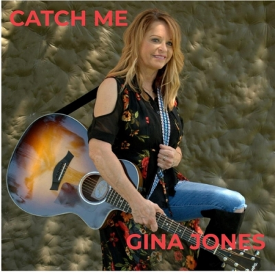 Nieuwe Single Gina Jones : Catch Me !