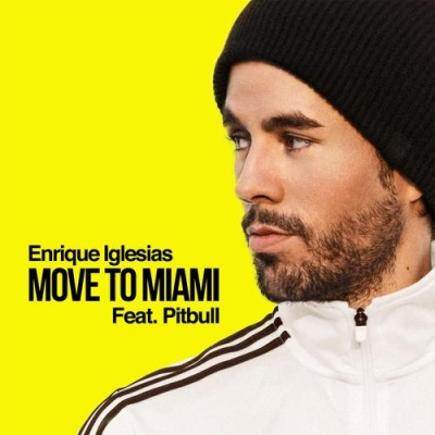 Nieuwe Single Enrique Iglesias en Pitbull : Move To Miami !